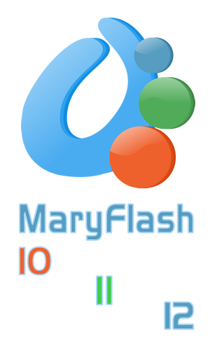 MaryFlash Logo